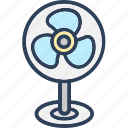 charging fan, electric fan, electricity, fan, pedestal fan icon