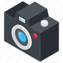 camera, digital camera, photo camera, photography, photoshoot icon