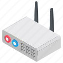 dap, internet device, internet router, router, wifi device icon