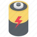 battery, battery cell, cell, lithium cell, rechargeable cell icon