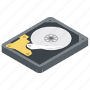 disk drive, disk player, hard disk, hdd, removable drive icon
