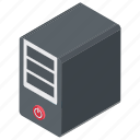 computer processor, cpu, cpu computer, pc processor, system unit icon