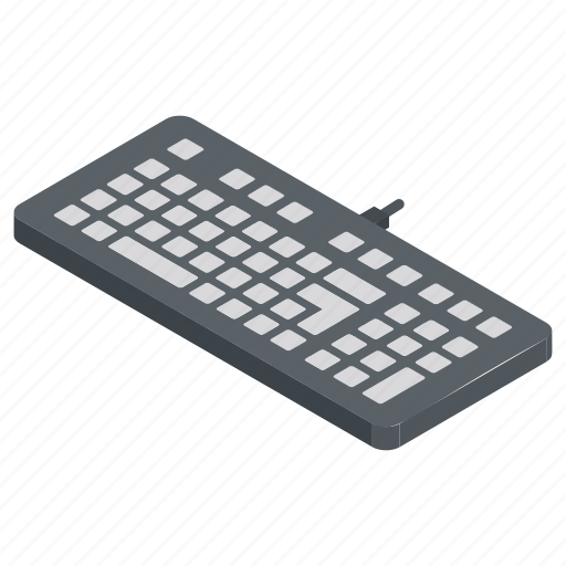computer keyboard, input device, keyboard, music keyboard, wireless keyboard icon