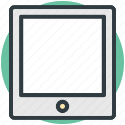 computer tablet, ipad, mobile phone, tablet, tablet pc icon