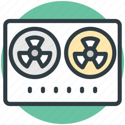 cassette player, cassette recorder, reel to reel, tape player, tape recorder icon