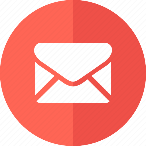 email, envelope, inbox, letter, mail, message icon icon