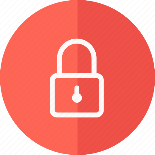 key, lock, padlock, password, protect, security icon icon