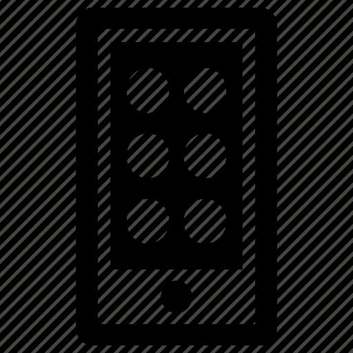 gadget, ipod, nano, tech icon