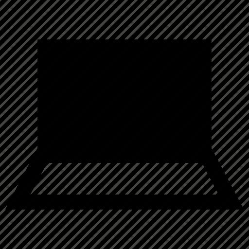 laptop, pc, tech icon