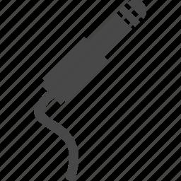 audio, electronic, media, sound, technology icon
