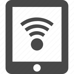 communication, connection, device, internet, message, mobile, wi-fi icon
