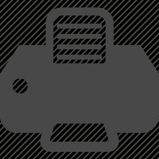 device, electronics, printer, technology icon