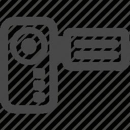 camera, device, electronics, mobile, photo, technology icon