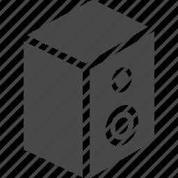 audio, device, electronics, sound, technology icon