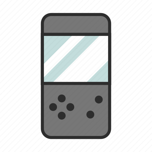 boy, console, device, game, gaming, play, portable icon
