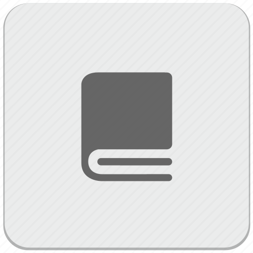 book, catalog, design, material icon