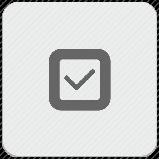 accept, choice, design, material, option, ui icon