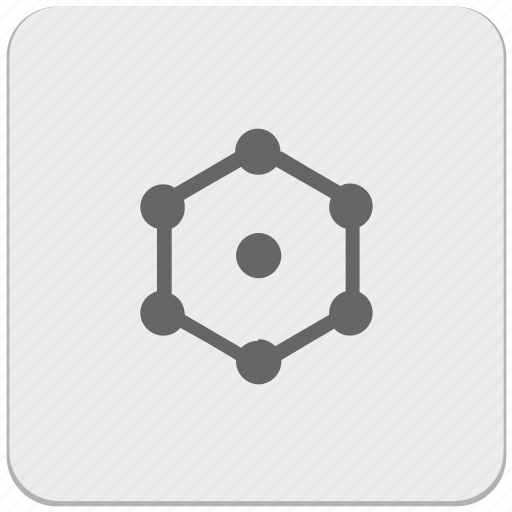 connect, connection, design, dots, figure, material, scheme icon