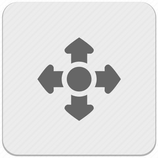 design, drag, drop, full, material, object, size icon
