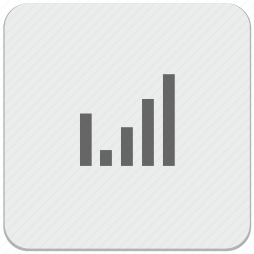 chart, data, design, material, statistics icon