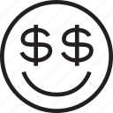 greedy icon