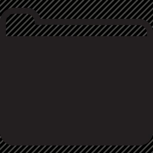 fill, folder icon