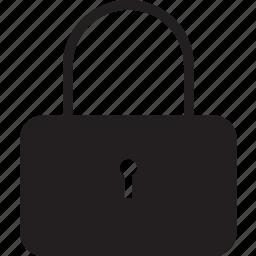 fill, lock icon