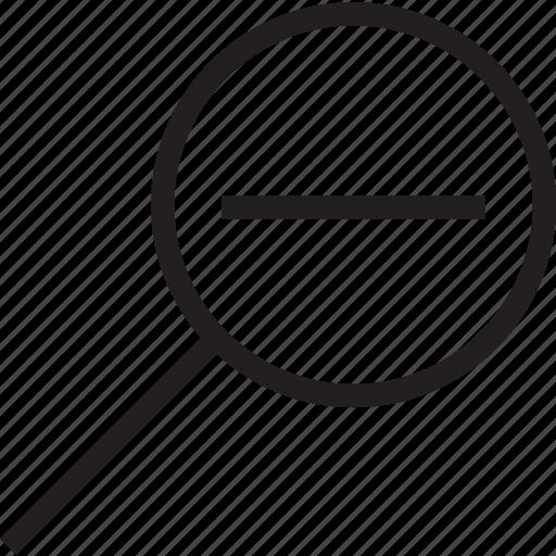 search, sub icon
