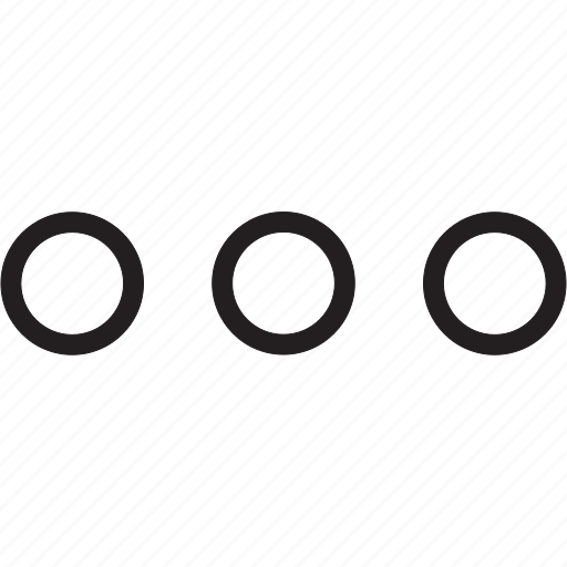 more, view icon