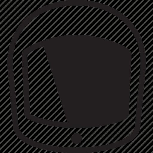 helmet, space icon
