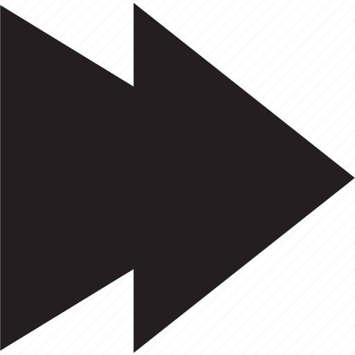 fast, fill, forward icon