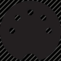 fill, midi icon