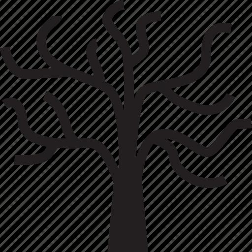 dead, tree icon