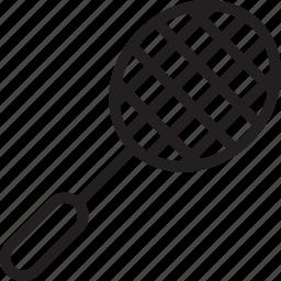 badminton, racket icon