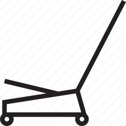 car, jack icon