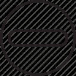 do, enter, not icon