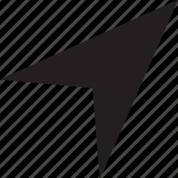 fill, location icon