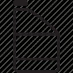 motor, oil icon