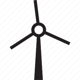 turbine, wind, wind mill icon