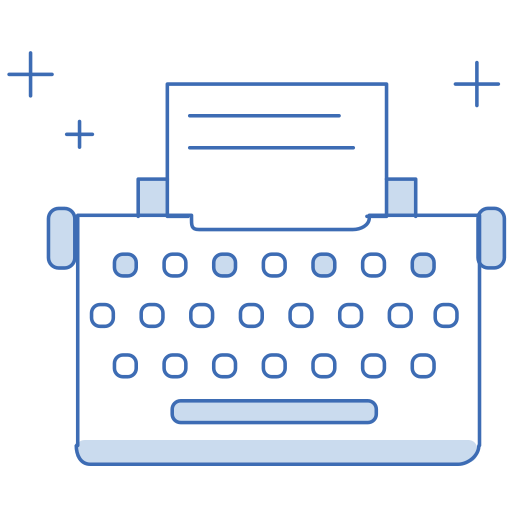 copywriting, document icon
