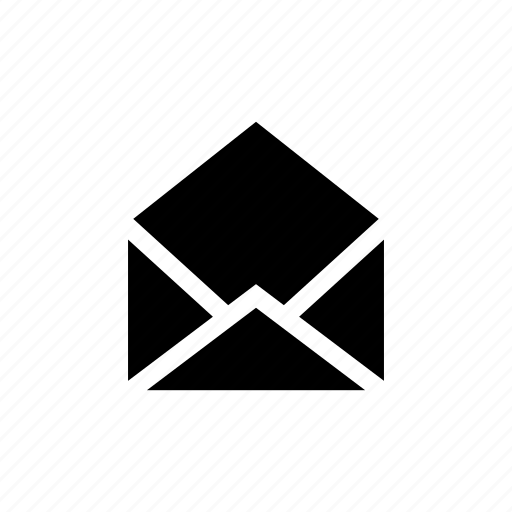 email, envelope, letter icon icon