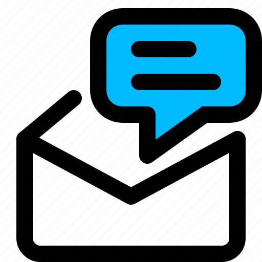 comment, contact us, email, feedback, message icon