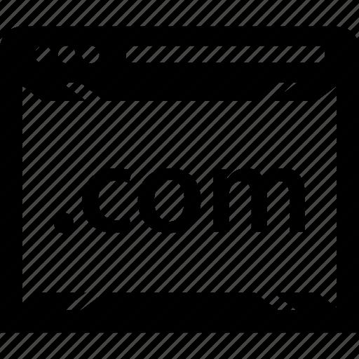 browser, com, connect, web icon