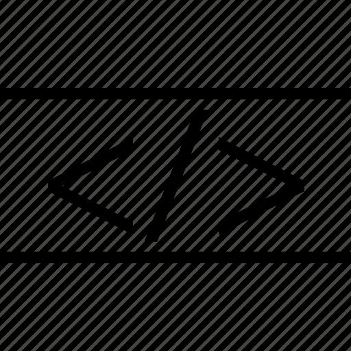 business, code, script icon