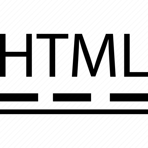 Html, language, script icon - Download on Iconfinder