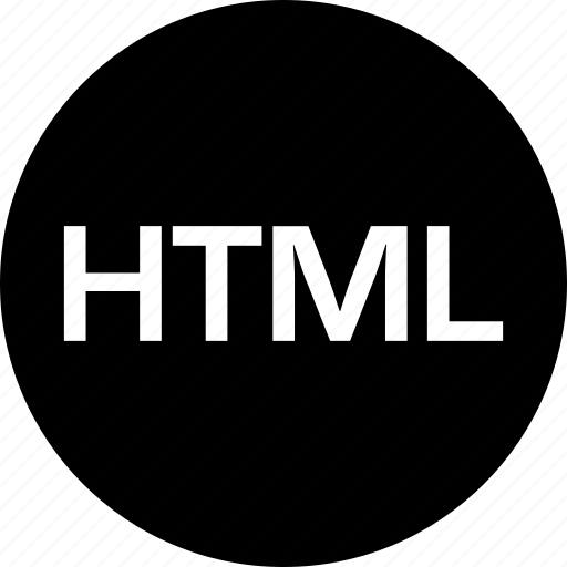 html, online, webt icon