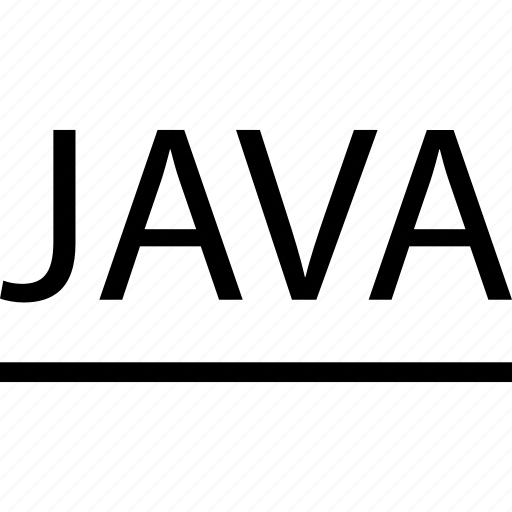 codet, java, line icon