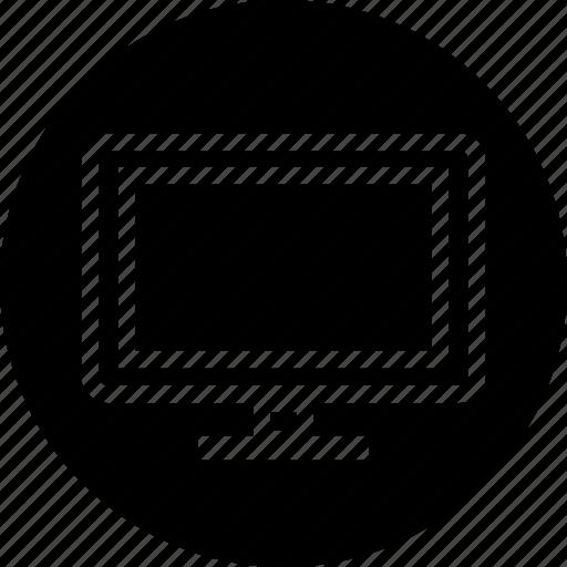 development, online, pc, web icon