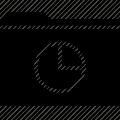 archive, folder, report icon