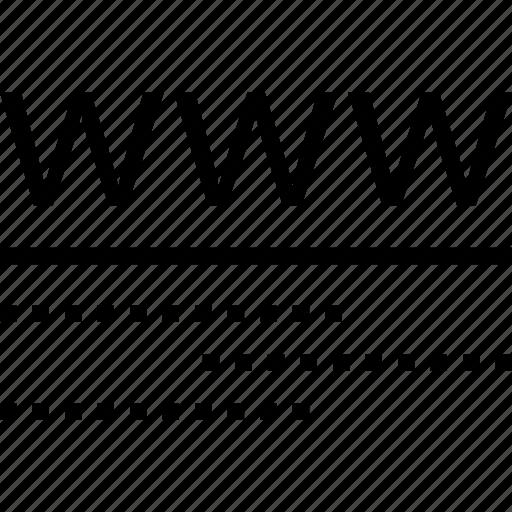 language, script, www icon